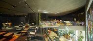 Klik voor meer foto's Project Leolux interieur design centre Eindhoven